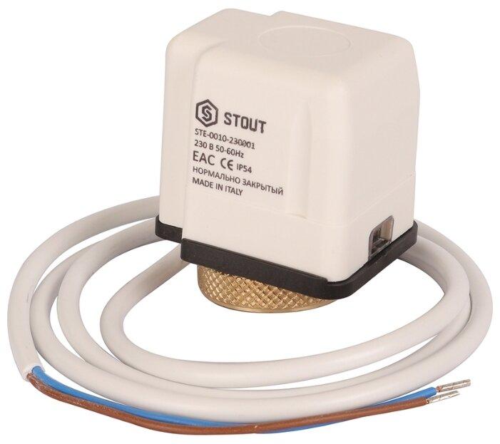Сервопривод для радиатора STOUT STE-0010-230001