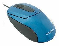 Мышь Creative Mouse 3500 Blue USB+PS/2