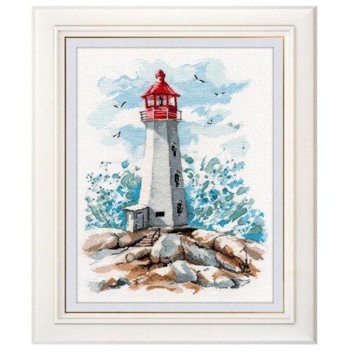Купить Овен Цветной Вышивка крестом Свет надежды 22 х 28 см (984), Наборы для вышивания