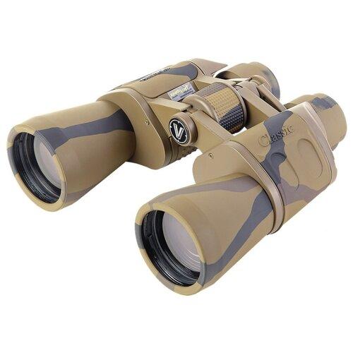 Фото - Бинокль Veber Classic БПЦ 7x50 VR камуфляж лазерный дальномер veber 6х26 lr 800