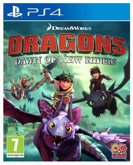BANDAI NAMCO Entertainment Dragons: Dawn of New Riders