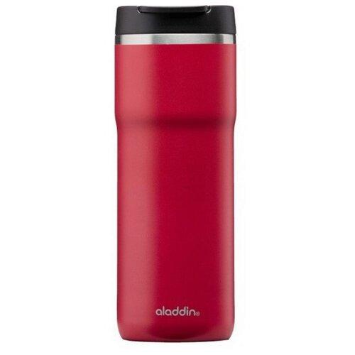 Термокружка Aladdin 0.35L из нержавеющей стали Mocca Leak-Lock красная