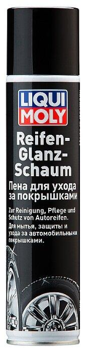 Очиститель-полироль шин LIQUI MOLY Reifen Glanz Schaum, 300 мл