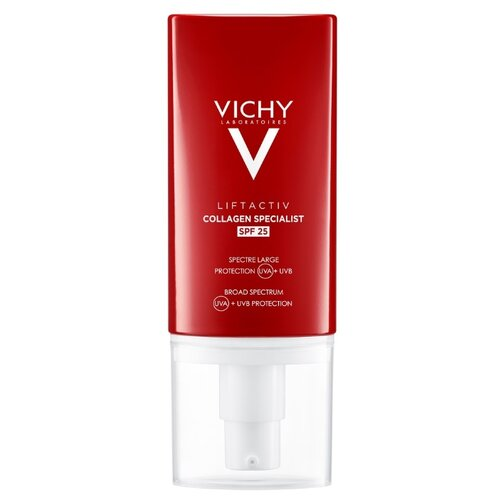 Vichy Liftactiv Specialist SPF 25 Крем для лица, 50 мл солнцезащитный крем spf 50 vichy купить