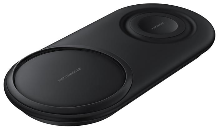Беспроводная зарядная панель Samsung EP-P5200TBRGRU, Fastcharger, черная