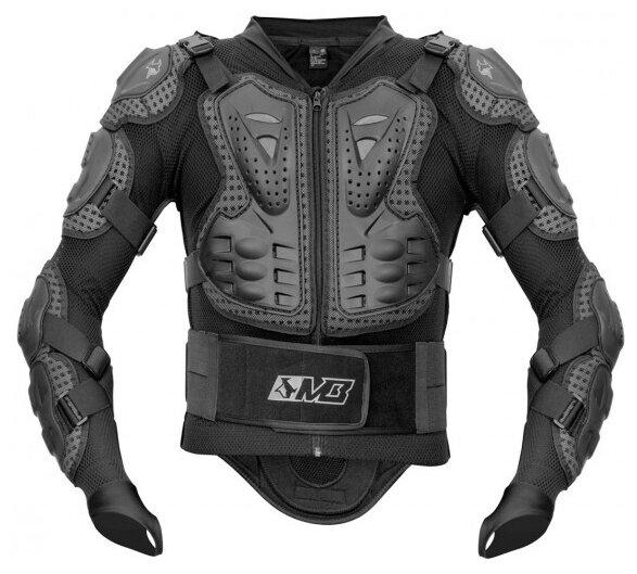 Защита локтей, защита поясницы, защита спины MadBull Turtle jacket