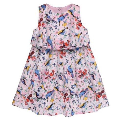 Платье Мамуляндия размер 98, розовый
