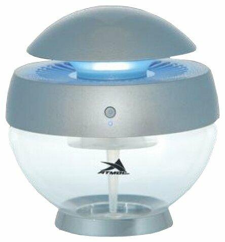 Очиститель/увлажнитель воздуха АТМОС Аква-1210, серебристый