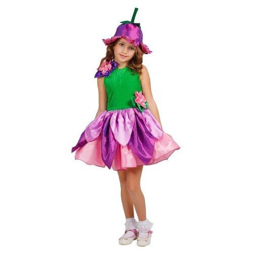 Купить Костюм Elite CLASSIC Дюймовочка, фиолетовый, размер 32 (128), Карнавальные костюмы