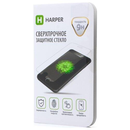 Защитное стекло HARPER SP-GL IPH8P для Apple IPhone 8 Plus прозрачныйЗащитные пленки и стекла<br>