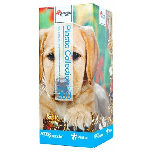 Фото - Пазл Step puzzle Plastic Collection Щенок (98007), 300 дет. пазл щенок step puzzle 1000 эл 68 48см 79902