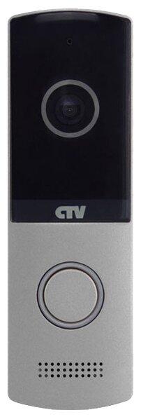 Вызывная (звонковая) панель на дверь CTV D4003AHD серебро