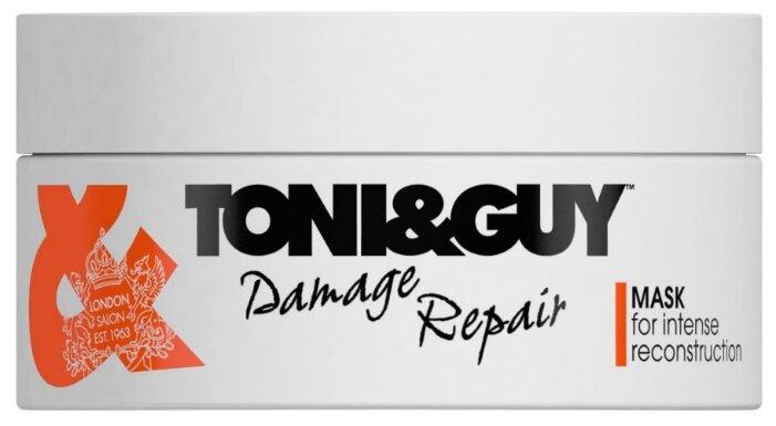 Toni & Guy Маска Реконструкция поврежденных волос