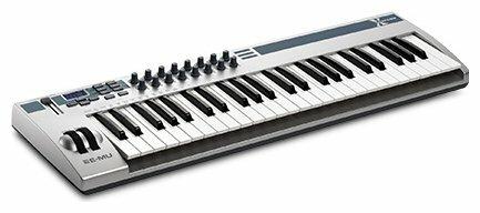 MIDI-клавиатура E-MU Xboard 49