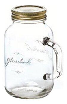 Glasslock Банка с ручкой для хранения IP-626H 500 мл