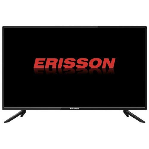 Фото - Телевизор Erisson 40FLE20T2 Smart 40 (2018) черный телевизор 50 erisson 50flea18t2sm full hd 1920x1080 smart tv черный