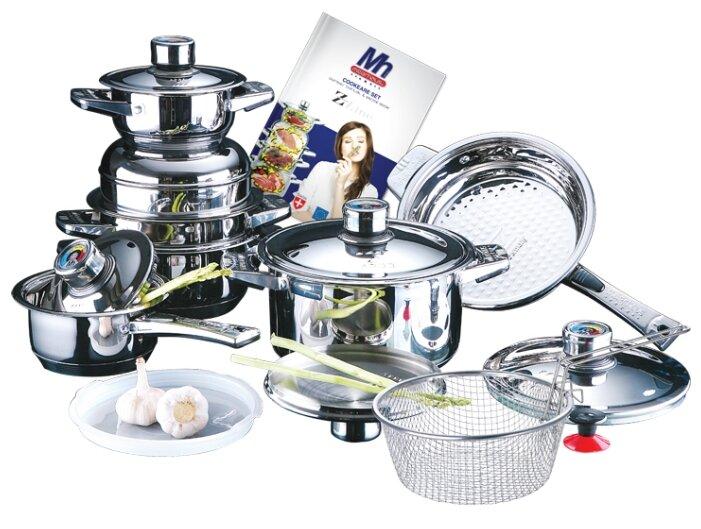 Набор посуды Millerhaus MH-1988 16 пр.