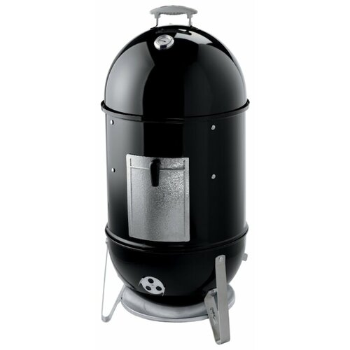 Коптильня Weber Smokey Mountain Cooker 47 см, 50х50х106 см, черный