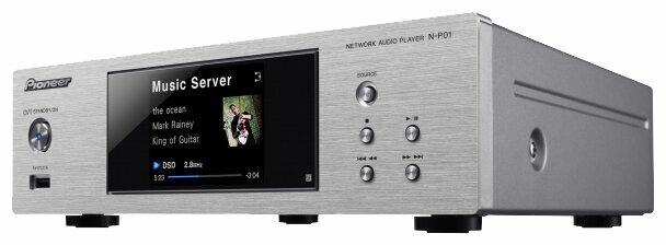 Сетевой аудиоплеер Pioneer N-P01