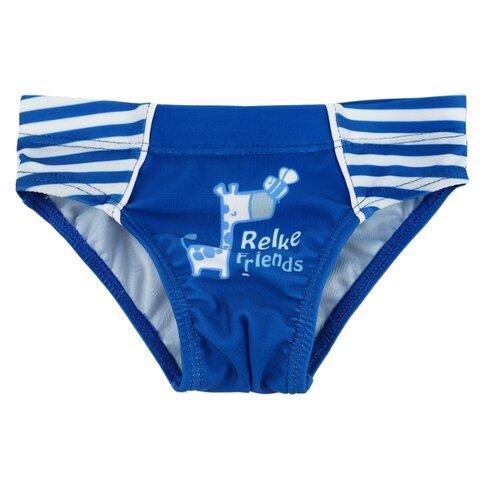 Плавки Reike размер 98, темно-синийБелье и пляжная мода<br>