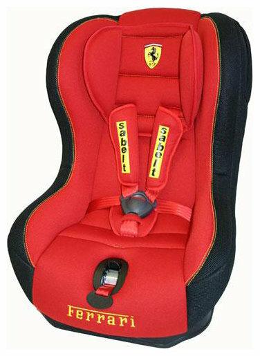 Автокресло группа 0/1 (до 18 кг) Ferrari Primo