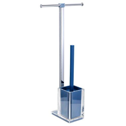 Ершик туалетный Fixsen Rainbow FX-32 синий