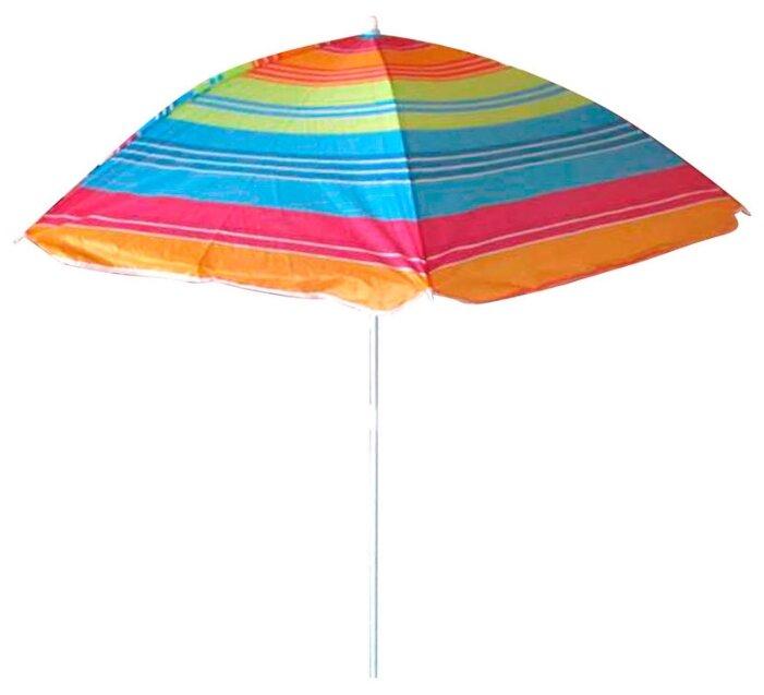 Пляжный зонт ECOS BU-03 купол 160 см, высота 165 см