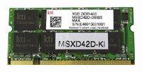 Оперативная память 1 ГБ 1 шт. Kingmax DDR 400 SO-DIMM 1 Gb