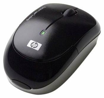 Мышь HP WG462AA Black USB