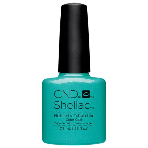 Купить Гель-лак для ногтей CND Shellac, 7.3 мл, Hotski to Tchotchke
