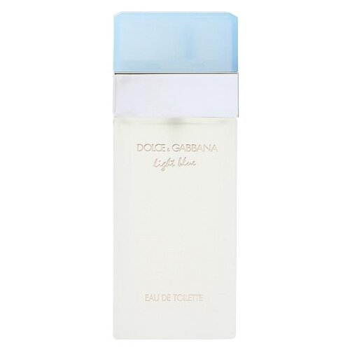 Туалетная вода DOLCE & GABBANA Light Blue pour Femme, 25 мл light blue edt 25 мл dolce