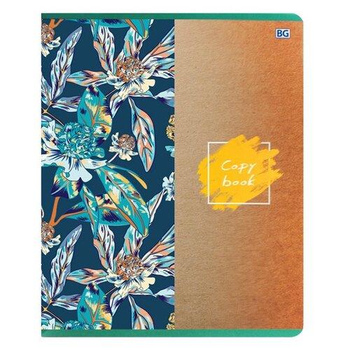 BG Набор тетрадей Floral Craft, 4 шт. в линейку, 48 л., ассорти, Тетради  - купить со скидкой