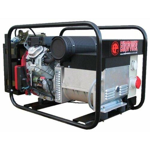 Бензиновый генератор EUROPOWER EP12000E (10800 Вт)