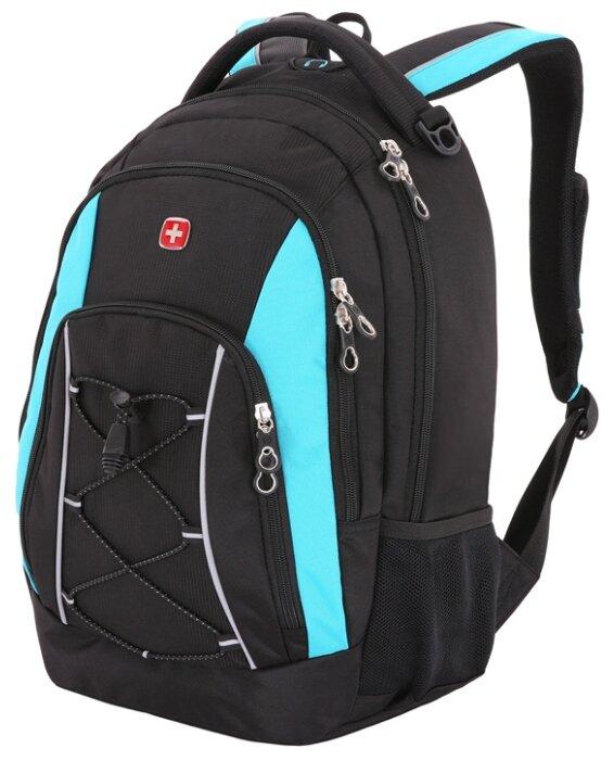 Рюкзак WENGER 11862315 2 28 black/blue