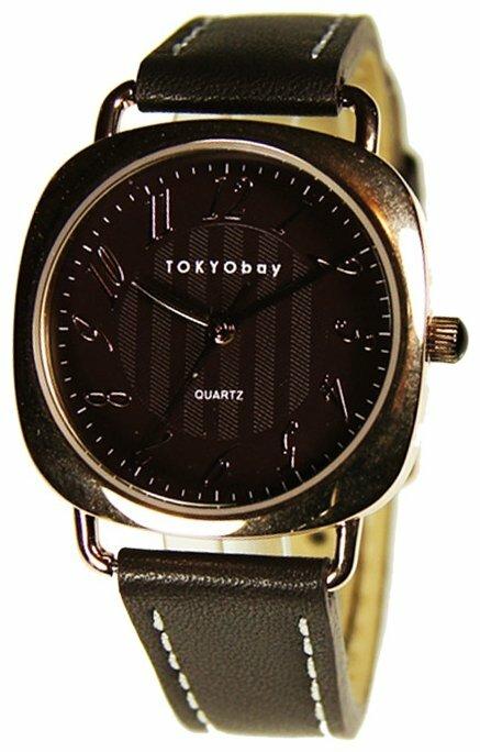 Наручные часы TOKYObay Legend Brown Rose Gold