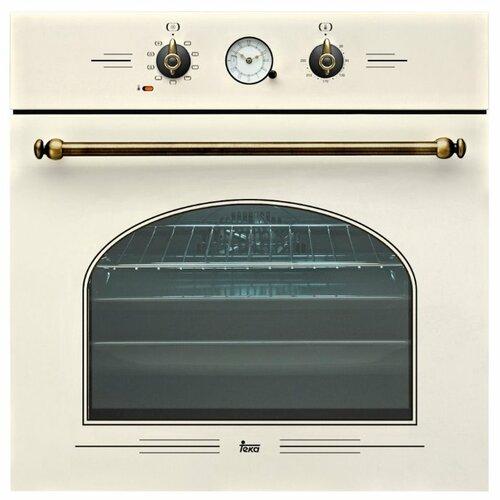 Электрический духовой шкаф TEKA HR 650 Wh (41562114) газовый духовой шкаф teka hgr 650 vanilla ob