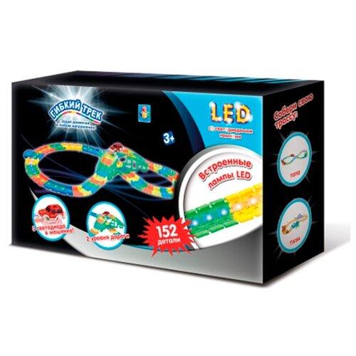 Купить Трек 1 TOY LED Т16192, Детские треки и авторалли