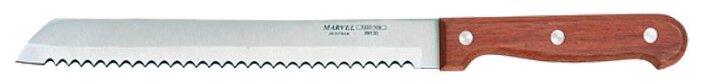 MARVEL Нож для хлеба Rose wood 20 см