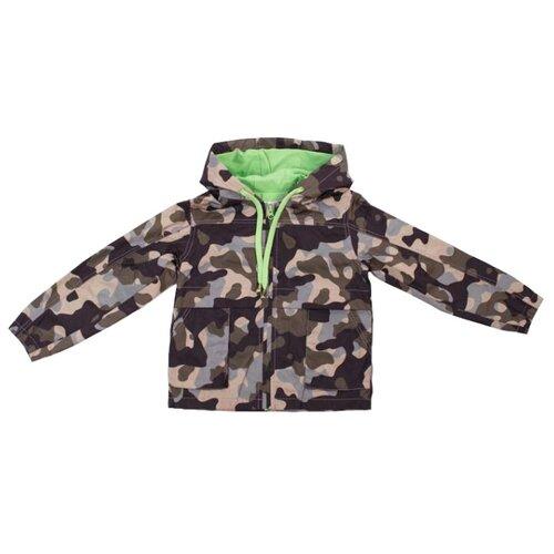 Ветровка V-Baby 58-036 размер 116, мультицветКуртки и пуховики<br>