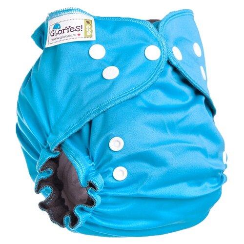 Купить GlorYes! подгузники Optima NEW (3-18 кг) 1 шт. синий, Подгузники