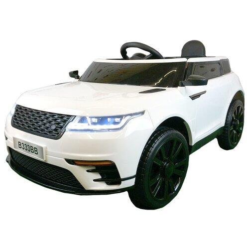 Купить RiverToys Автомобиль Range B333BB, белый, Электромобили