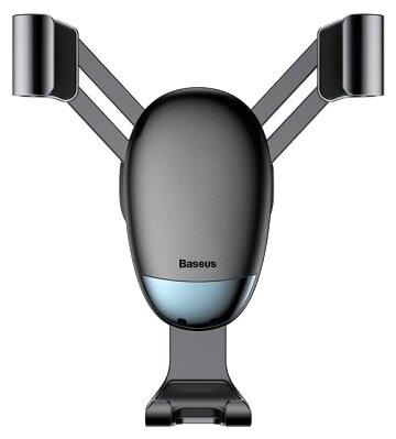Гравитационный держатель Baseus Mini gravity holder черный фото 1