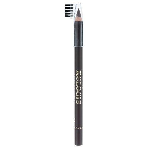 Relouis карандаш с щёточкой, оттенок 01 коричневый