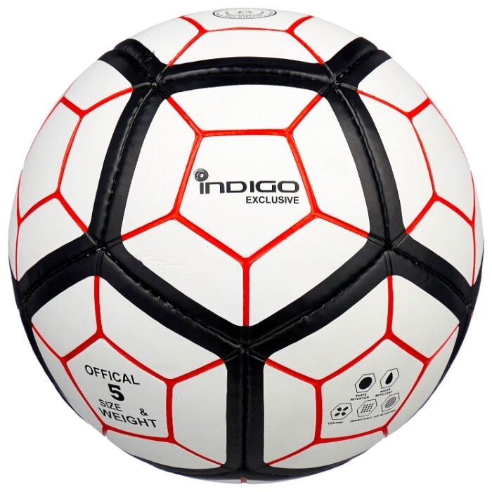 Футбольный мяч Indigo EXCLUSIVE FG 5