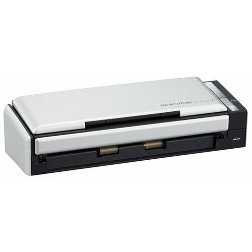 Сканер Fujitsu ScanSnap S1300i черный/серый