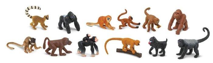 Фигурки Safari Ltd Приматы 680604