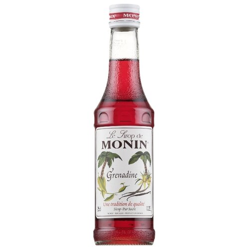 Сироп Monin Гренадин 0.25 л