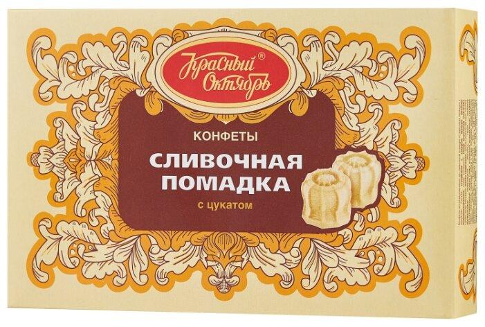 Конфеты Красный Октябрь Сливочная помадка с цукатом 15 шт.