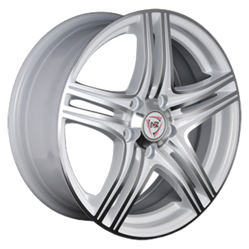Фото - Колесный диск NZ Wheels F-6 7x17/5x115 D70.1 ET40 WF колесный диск nz wheels f 30 7x17 5x120 d72 6 et40 sf