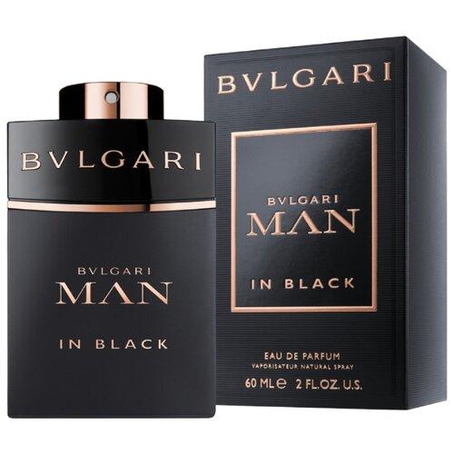 Парфюмерная вода BVLGARI Bvlgari Man in Black, 60 мл man 100 мл bvlgari man 100 мл